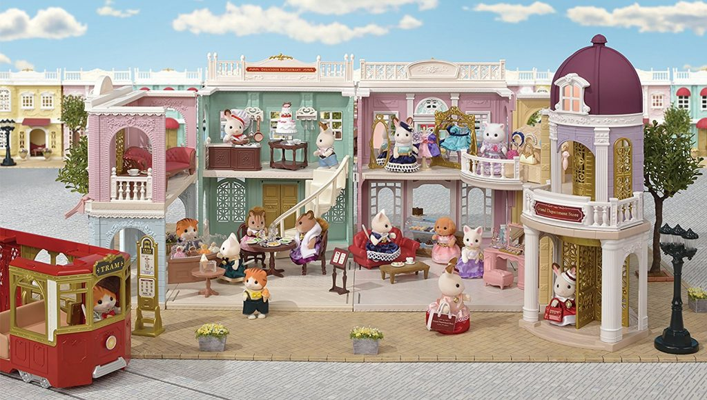 Sylvanian Families GRAND DEPARTMENT STORE Town Series TS